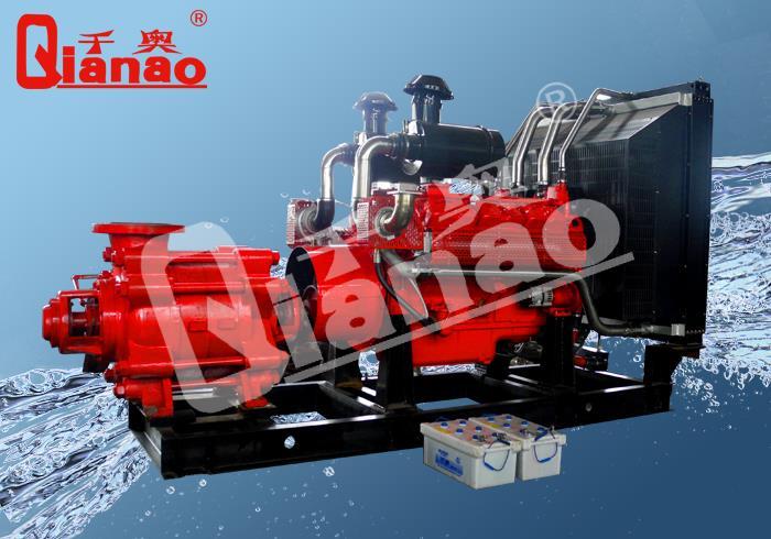 消防泵常见故障的完善判断方法。